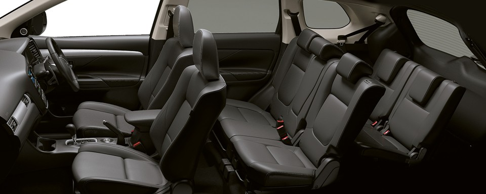 new mitsubishi outlander. Black Bedroom Furniture Sets. Home Design Ideas