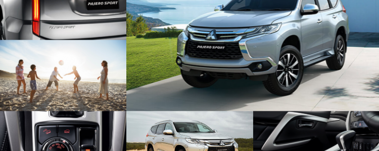 Even more compelling reasons to choose Mitsubishi Pajero Sport