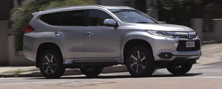 Mitsubishi Pajero Sport Exceed 2019 Review
