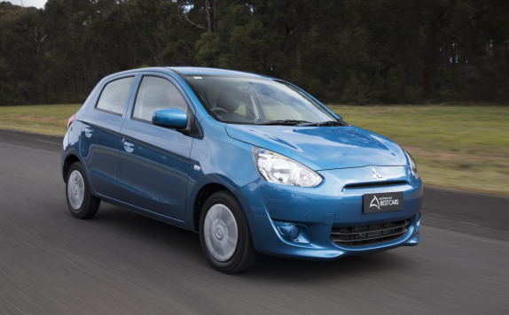 Mitsubishi Mirage hatch records back-to-back wins in Australia's Best Cars