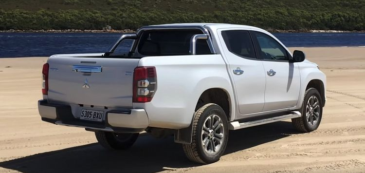 Mitsubishi Triton 2019 Review