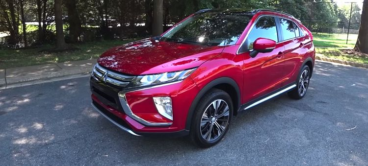 2019 Mitsubishi Eclipse Cross Review